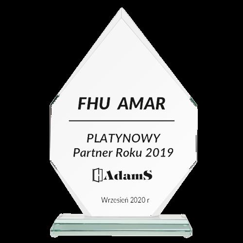 PLATYNOWY <br> Partner Roku 2019